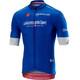 Castelli Giro d'Italia Squadra FZ Jersey Men azzurro